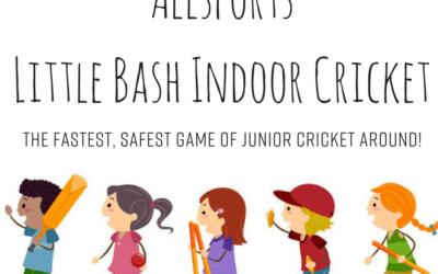 Allsports Little Bash Indoor Cricket