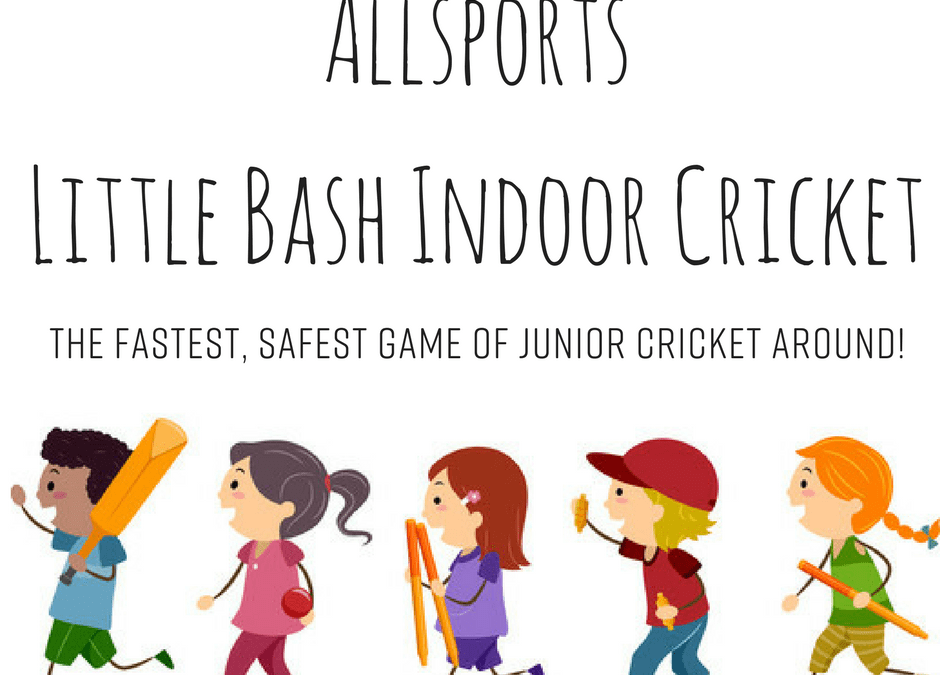 Allsports Little Bash Indoor Cricket