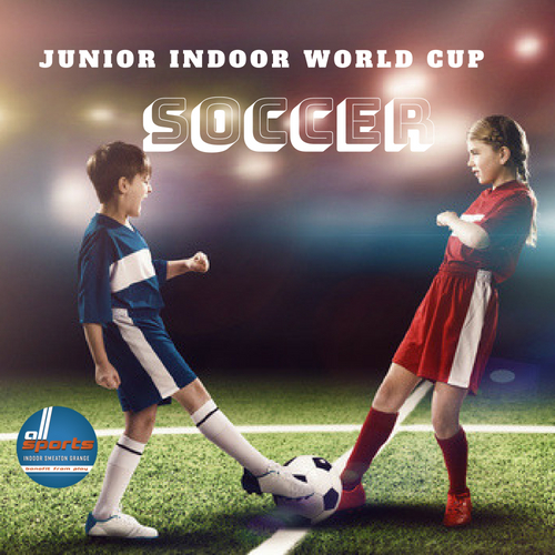 JUNIOR INDOOR 'WORLD CUP' SOCCER