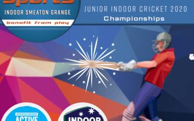 'BIG BASH' Junior Indoor Cricket 2020 Championships